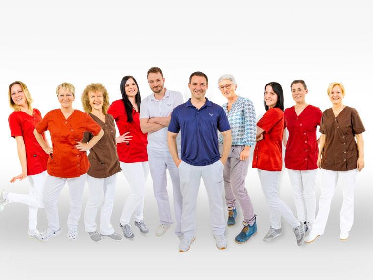 Zahnarztpraxis Kaufbeuren – Neugablonz - das Team